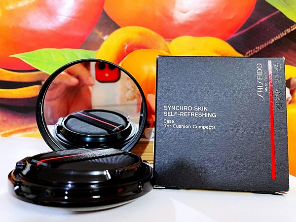 資生堂 超進化氣墊粉盒 百貨公司專櫃正貨全新盒裝