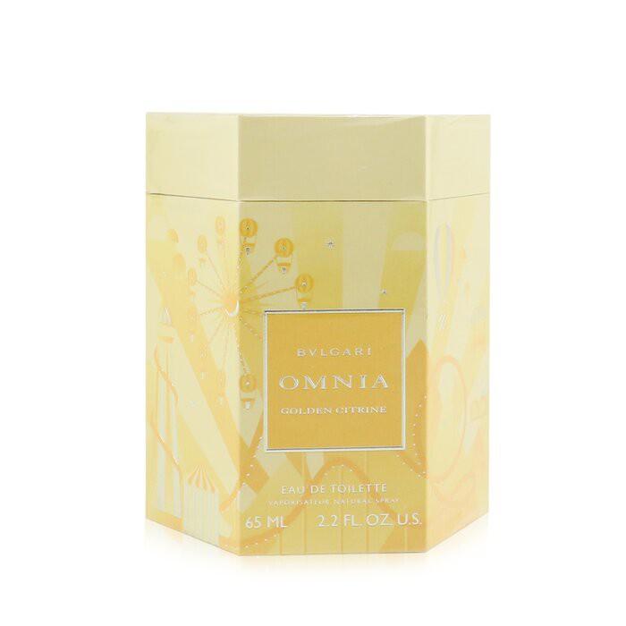 寶格麗 - Omnia金檸檬淡香水噴霧