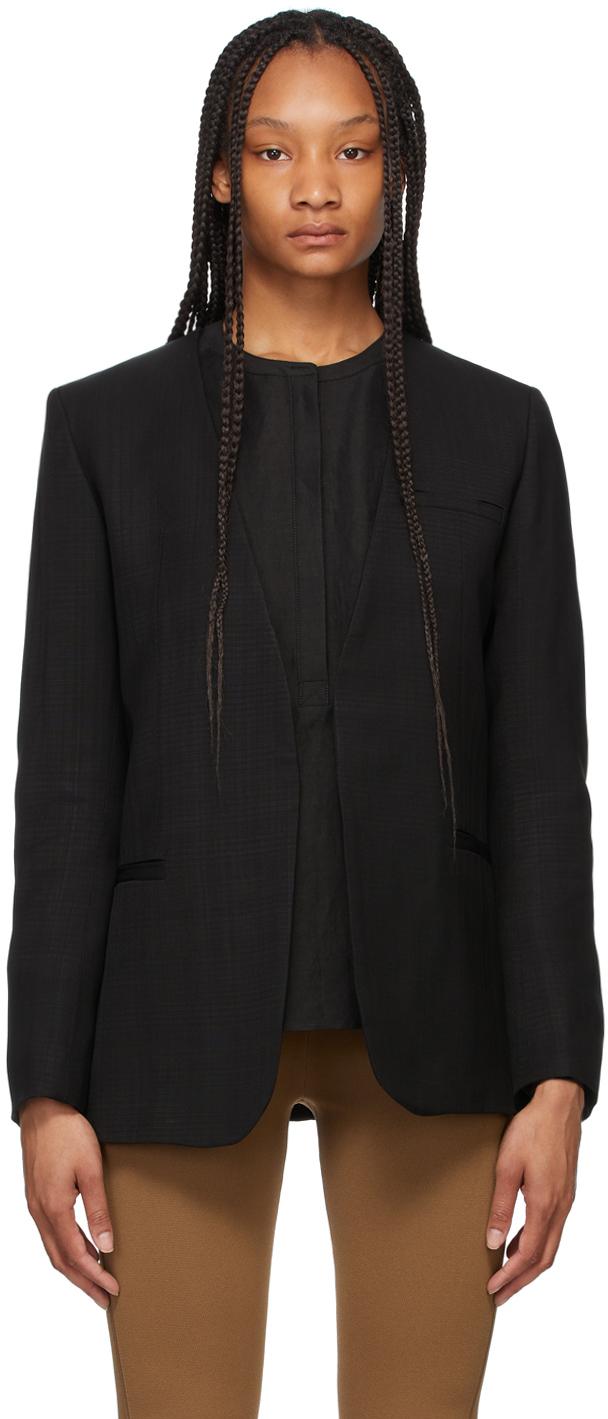 Totême 黑色 Pine Suit 西装外套