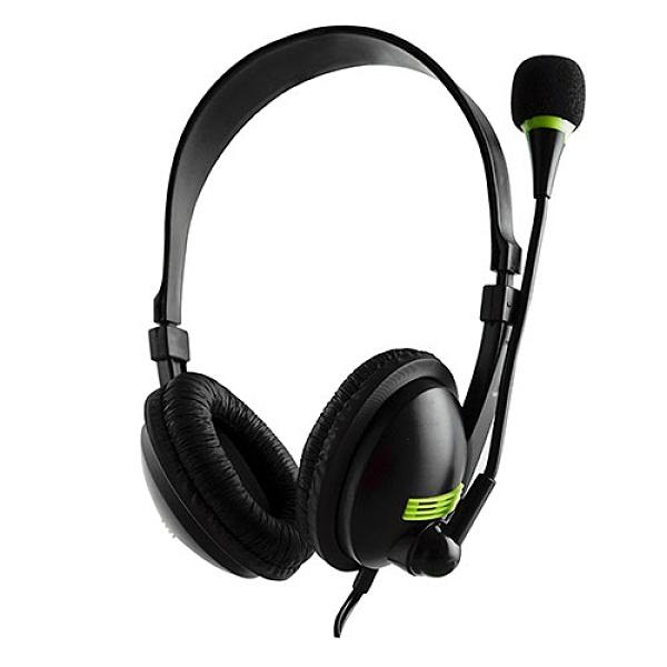 Ronever 羅納多 立體聲 頭戴式 耳機麥克風 耳麥 MOE111