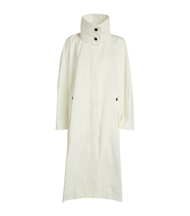 Issey Miyake Lightweight Compact Coat
