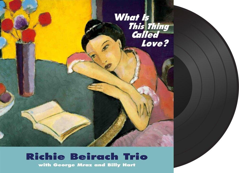 李奇.貝拉齊三重奏:愛是什麼東西? Richie Beirach Trio: What Is This Thing Called Love? (Vinyl LP) 【Venus】