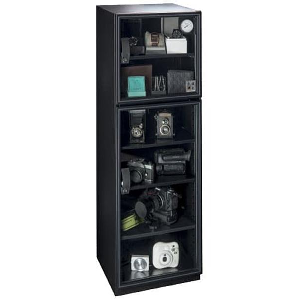 收藏家 高承載電子防潮櫃(189公升 / 寬40cm x 高123cm x 深43.5cm) /個 AX-198