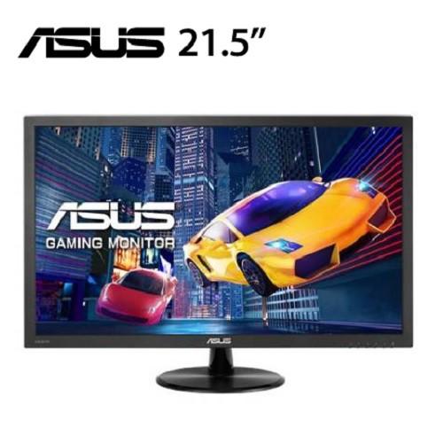 ASUS VP228HE 22吋 螢幕 液晶顯示器 TN螢幕 /1920x1080/1ms/濾藍光/不閃屏 廠商直送