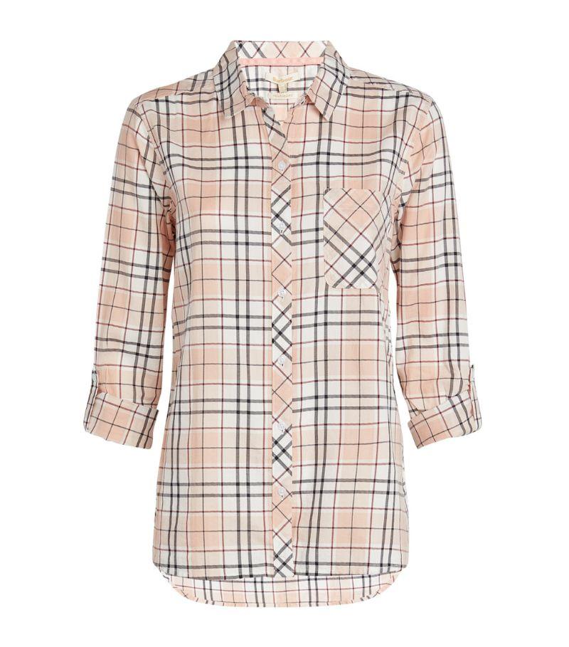 Barbour Cotton Check Shoreside Shirt