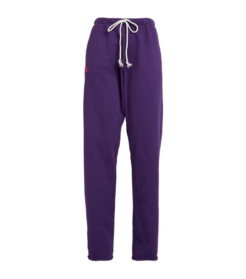 Natasha Zinko Embroidered Sweatpants
