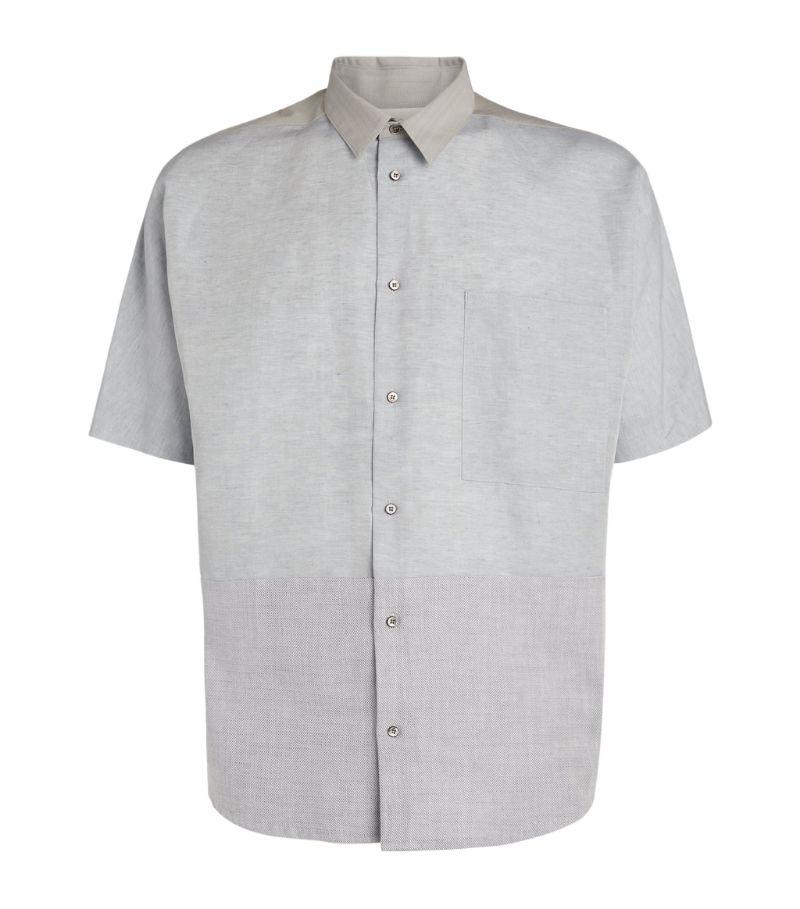 Stephan Schneider Senior Tonal Short-Sleeved Shirt