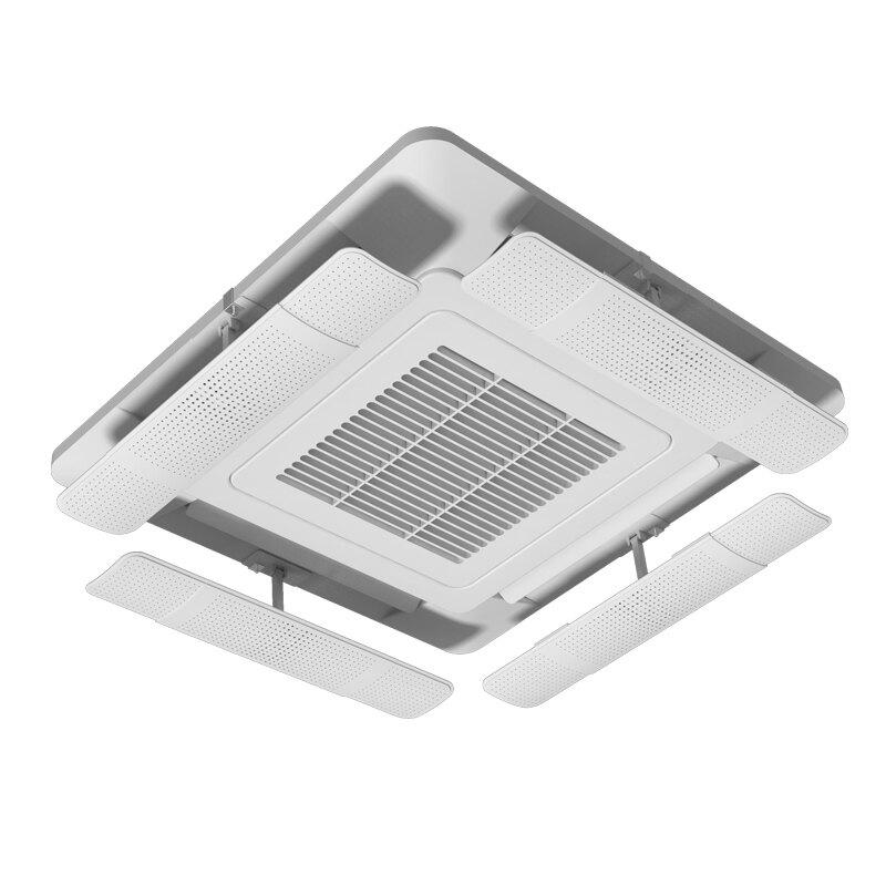 空調擋板/冷氣擋板 伸縮款中央空調出風口擋風板導風罩天花機吸頂機通用冷氣遮風擋板『XY19443』