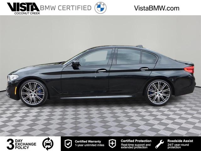 [訂金賣場]Certified 2018 BMW 540i