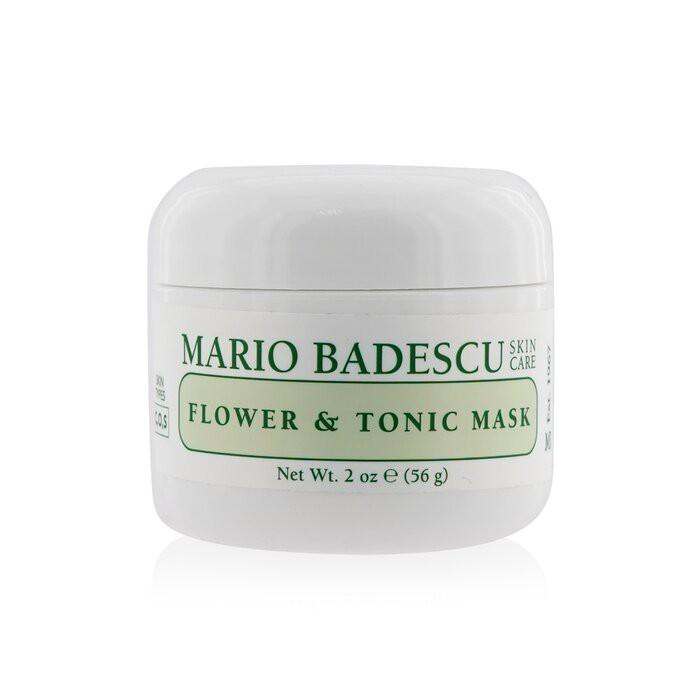 MARIO BADESCU - 面膜 Flower & Tonic Mask - 混合性/油性/敏感性肌膚適用