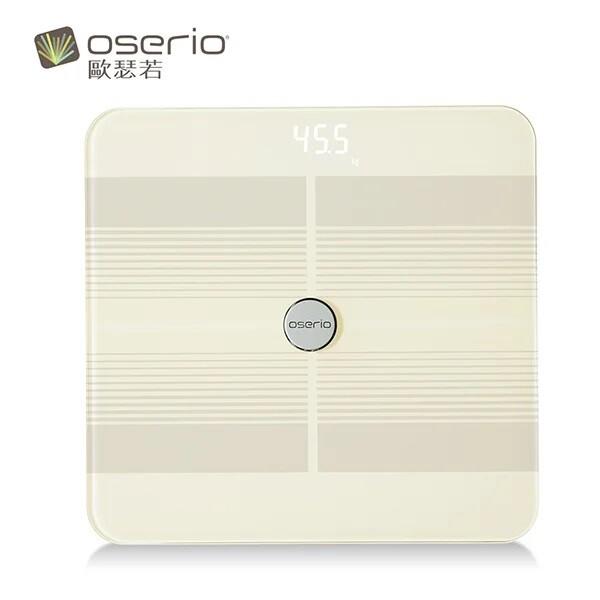 歐瑟若oserio無線心率體脂計 ftg-168