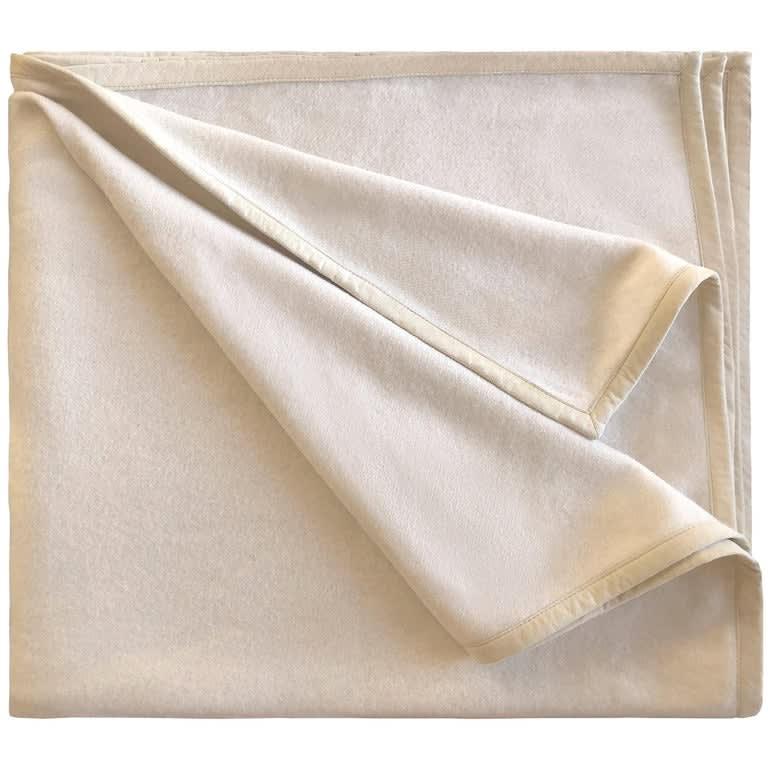 Cavalieri White Blanket