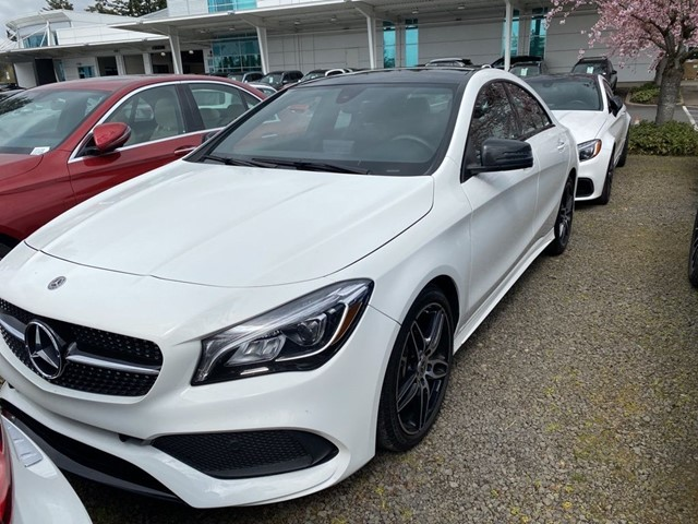 [訂金賣場]Certified 2018 CLA 250 4MATIC COUPE