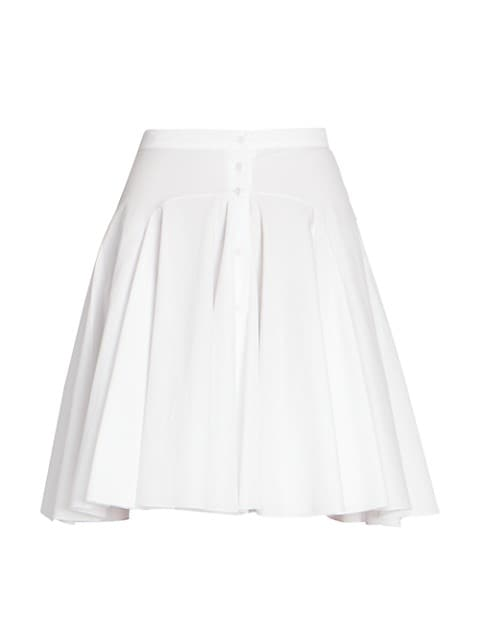 Edition 1987 Basque Poplin Skirt