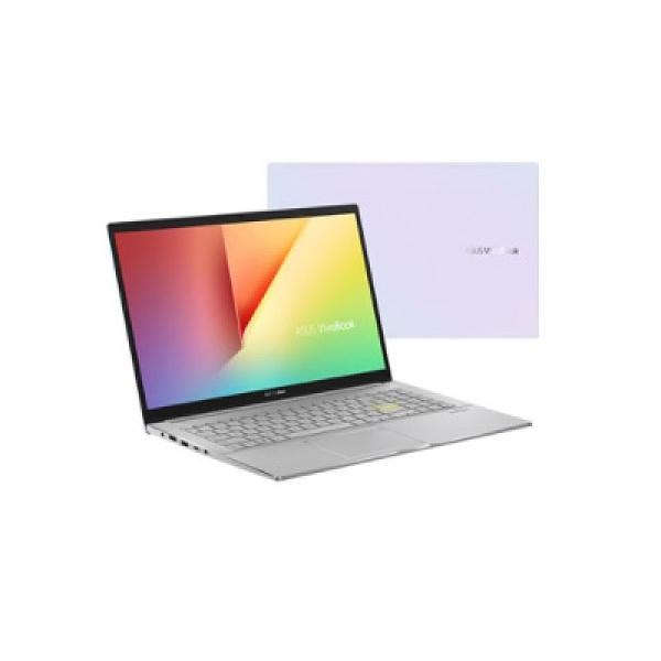 華碩 VivoBook S533EQ-0078W1135G7 15吋全效獨顯筆電(幻彩白)【Intel Core i5-1135G7 / 16GB / 512GB SSD / W10】