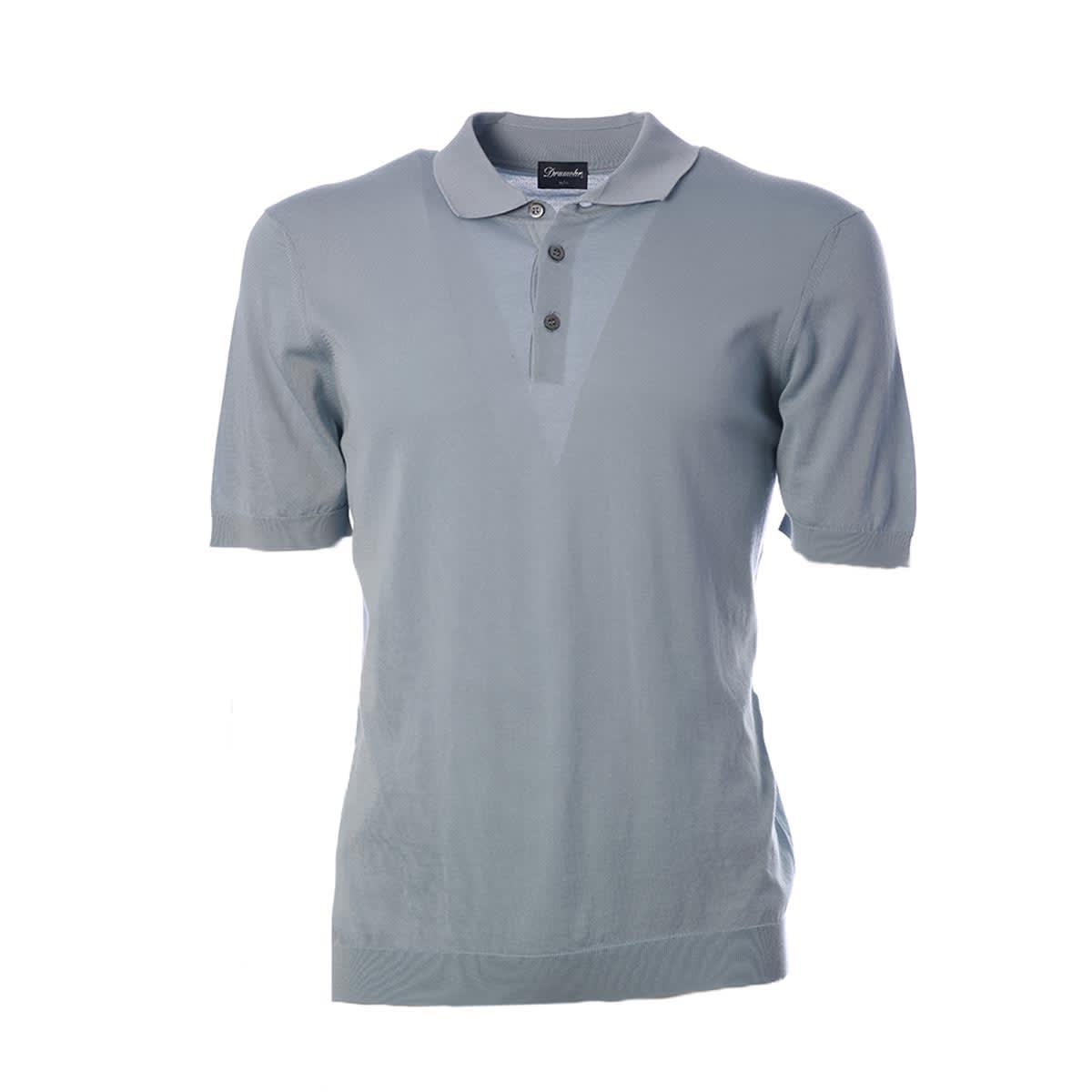 Drumohr Short-sleeve Polo Shirt