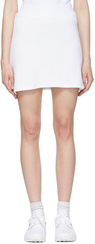 Gil Rodriguez 白色 Tennis 短裙