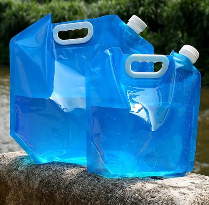 水袋 儲水袋 停水儲水袋 自來水儲水袋 可摺疊攜帶型儲水袋 登山露營野餐儲水袋 野外儲水袋 可摺疊攜儲水袋