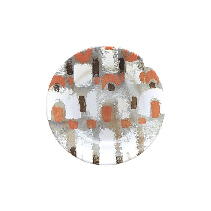 Plates Round Ceramic Colores 19 + 25 + 28 Cm