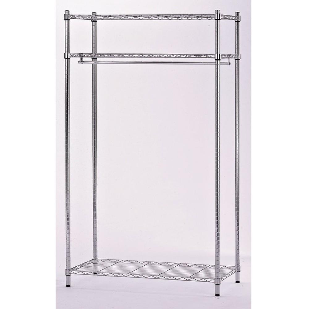 90cm電鍍衣架-c866-7收納櫃 玄關櫃 置物櫃 屏風櫃 鞋櫃 儲藏櫃金滿屋