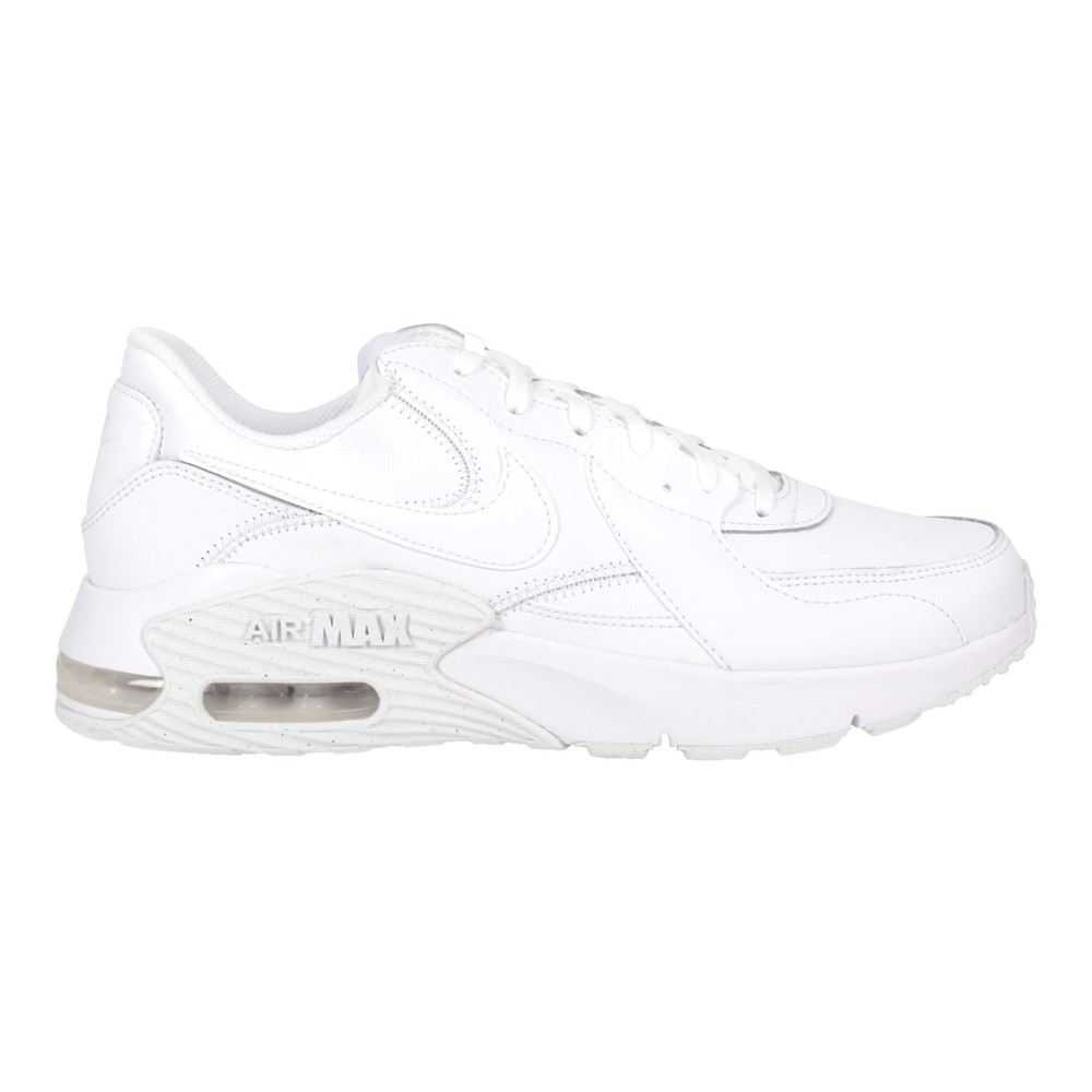 nike air max excee leather-男休閒鞋-氣墊 白