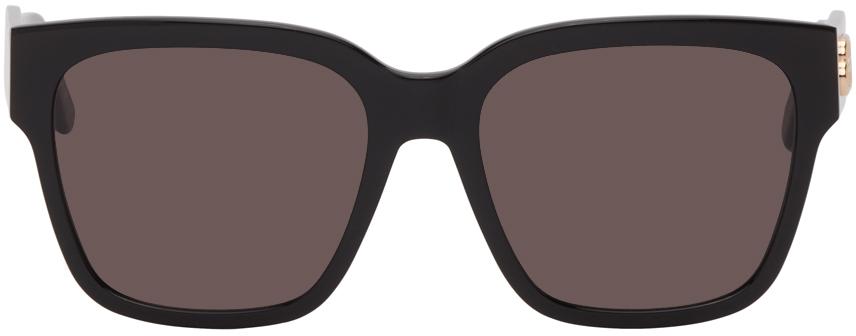 Balenciaga 黑色方框太阳镜