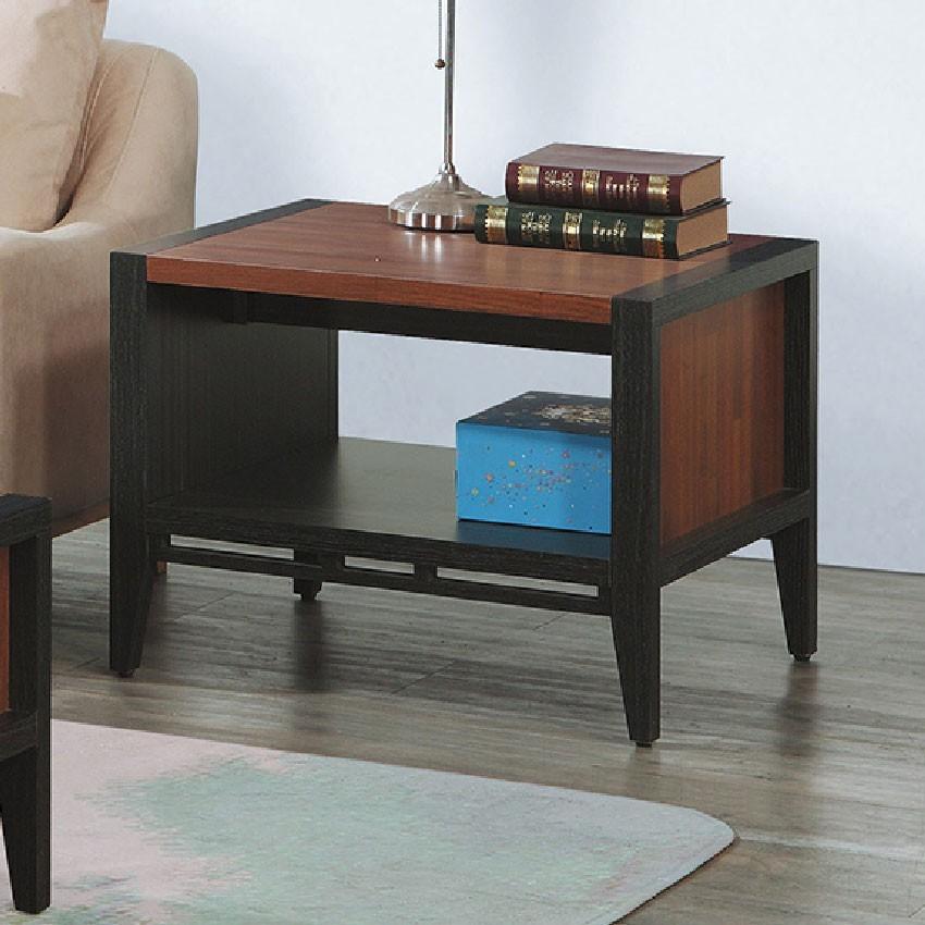 70cm小茶几-e378-6實木原木玻璃 大理石長方桌 大小邊几 圓桌  金滿屋