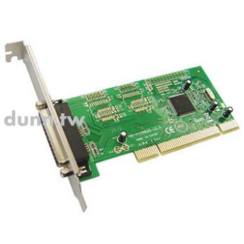 樂擴 PCI并口卡 PCI轉打印口 單口25孔并口擴展卡 電腦PCI卡 愛尚優品