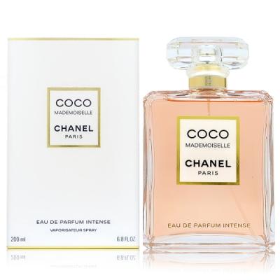 CHANEL 香奈兒 摩登COCO魅惑印記女性淡香精 200ML(限量珍藏版) 法國進口