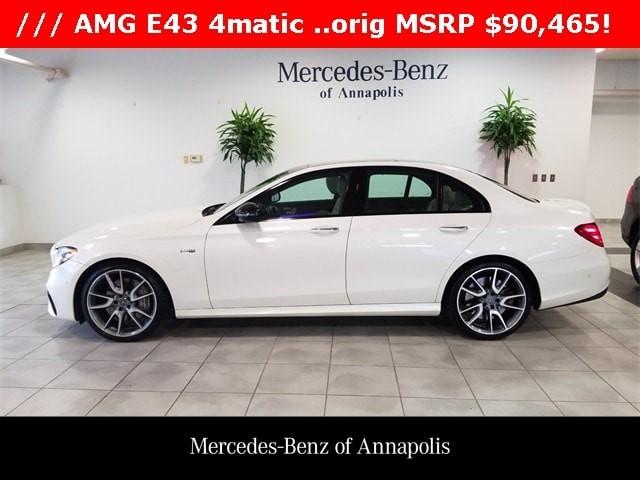 [訂金賣場]Certified 2018 AMG E 43 Sedan