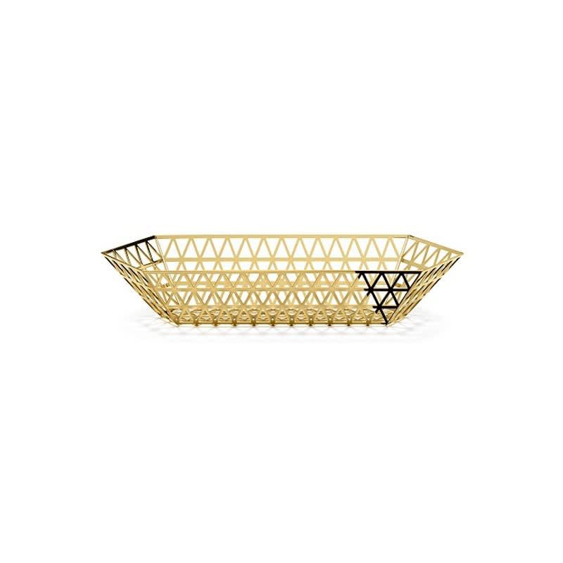 Tip Top - Limousine Tray Polished Gold