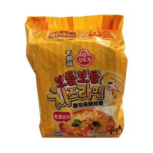 韓國不倒翁拉麵起司114gx4