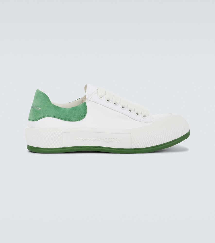 Deck Plimsoll sneakers