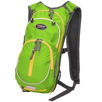 迪伯特DIBOTE 極限登山背包 騎行包 水袋背包 - 20L (綠)