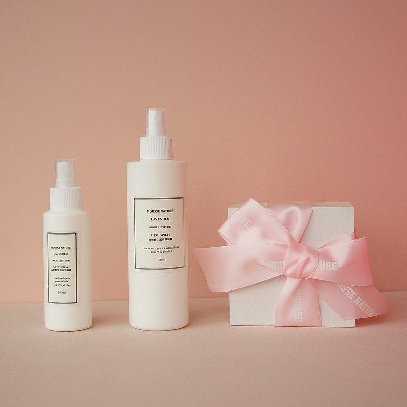 【母親節禮物】代寫卡片 櫻花皂手護禮盒 溫泉櫻花皂+植萃噴霧