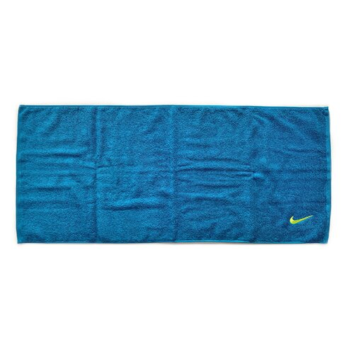 Nike Solid Core Towel [N1001541307NS] 毛巾 運動 盒裝 80x35cm 藍