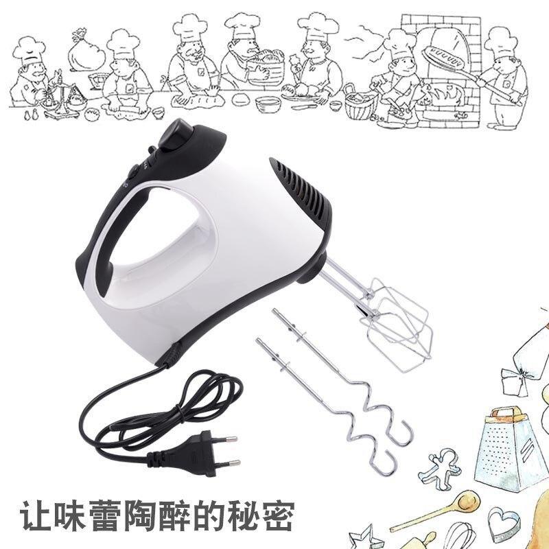 熱銷新品 110V臺灣毆規5檔速手持式電動打蛋器機 打奶油攪拌器小家電大功率