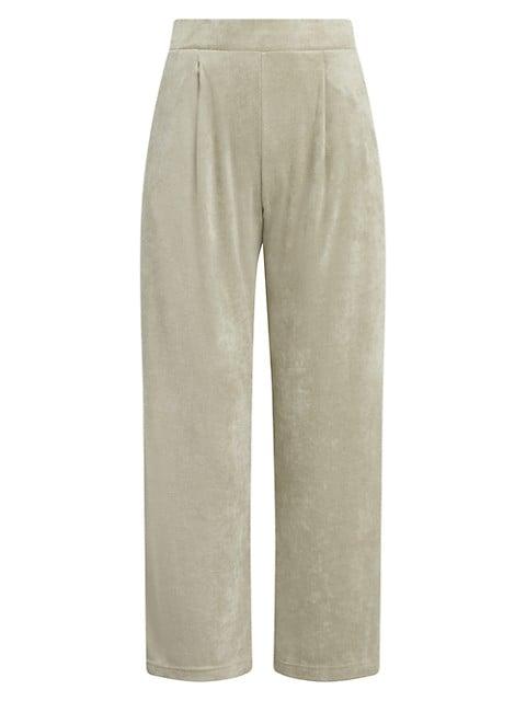 Leona Velvet Pants