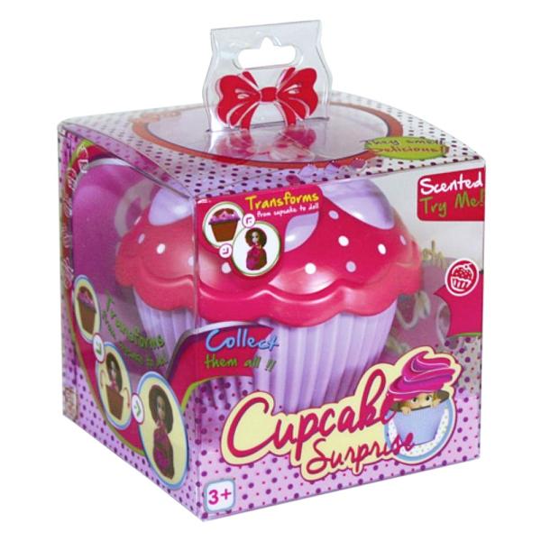 Cupcake Surprise Princess 紙杯蛋糕公主娃娃 AILLY 娃娃