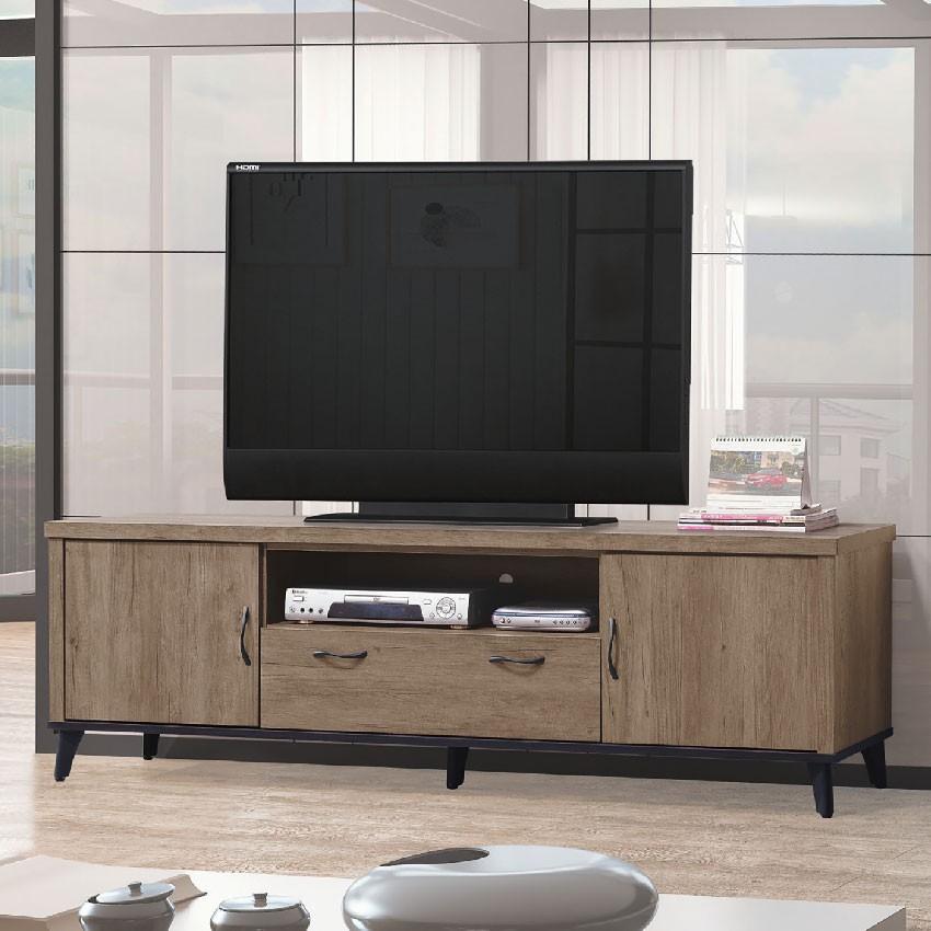 181cm長櫃-e396-3客廳組合長櫃 展示收納櫃 北歐工業風 tv櫃 金滿屋