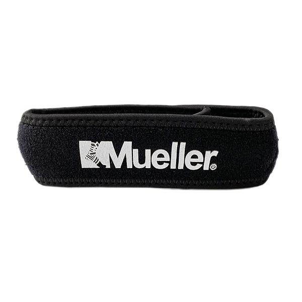 Mueller 慕樂 [MUA992] 護髕骨帶 跳躍膝髕腱加壓帶 運動 休閒 工作 保護 可調整 黑