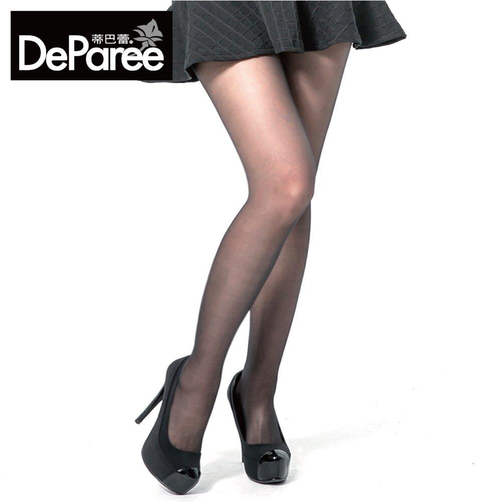 Deparee蒂巴蕾 豐盈輕體-耐 4012 L-LL彈性絲襪 (淺膚/膚/黑)