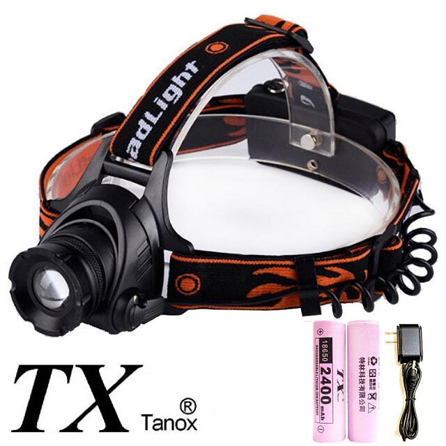 tx特林xml- l2led伸縮變焦強亮頭燈(hd-new35a-l2)