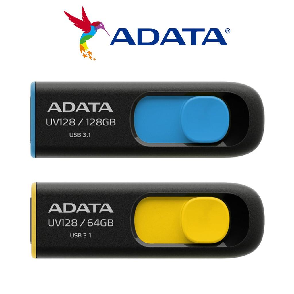 【ADATA威剛】32GB 16GB DashDrive UV128 USB3.2 隨身碟 32G 16G