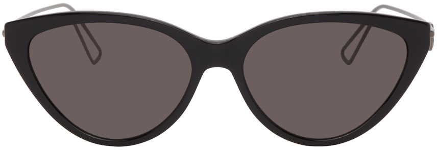 Balenciaga 黑色 Cut-Out 太阳镜