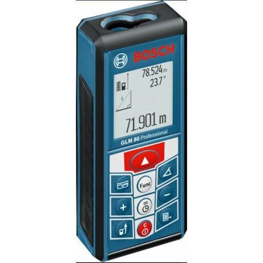 博世 GLM 80 測距儀 & R60 數位水平尺 優惠組合 - 原廠保固