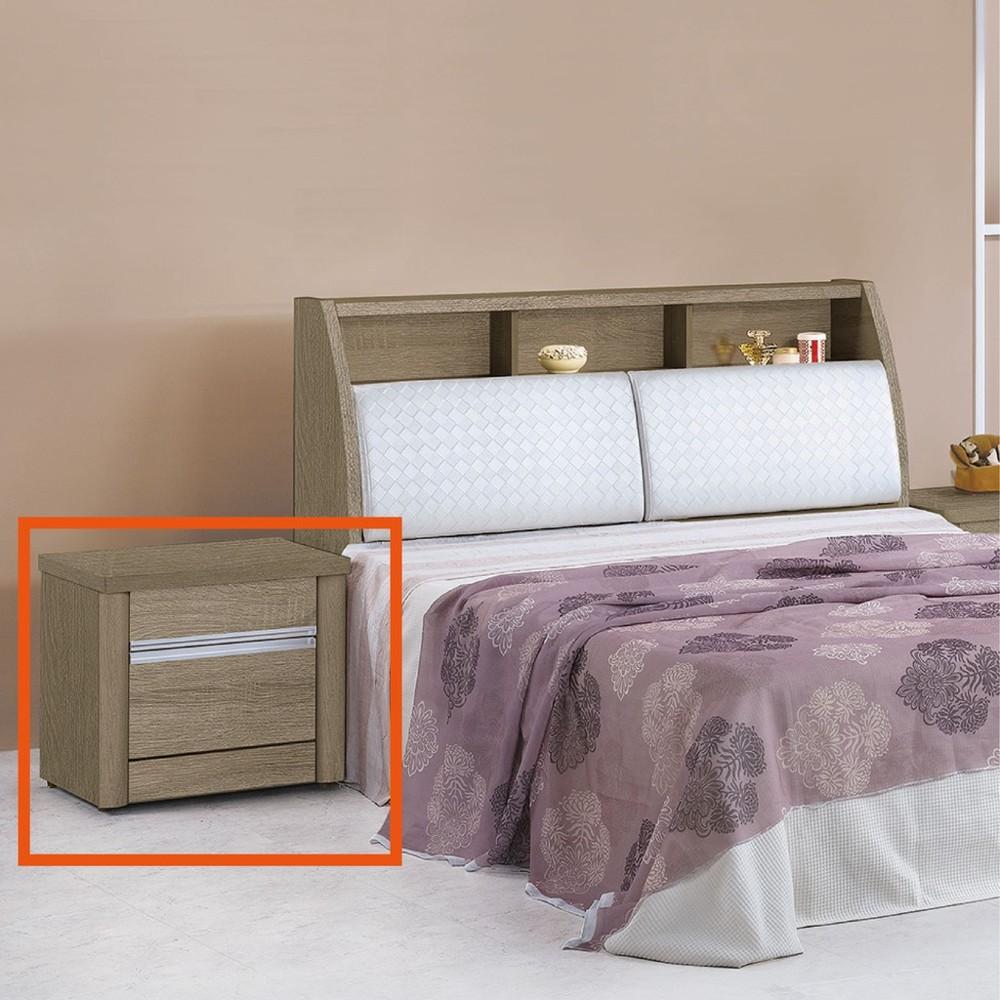 57.5cm床頭櫃-k16-31收納櫃 抽屜櫃 斗櫃 房間櫃 整理櫃 免組裝 金滿屋