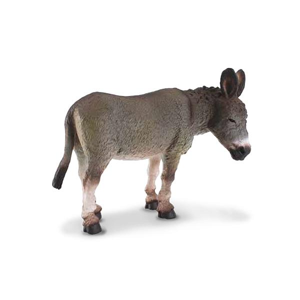 【永曄】collectA 柯雷塔A-英國高擬真動物模型-野生動物-驢子 88115