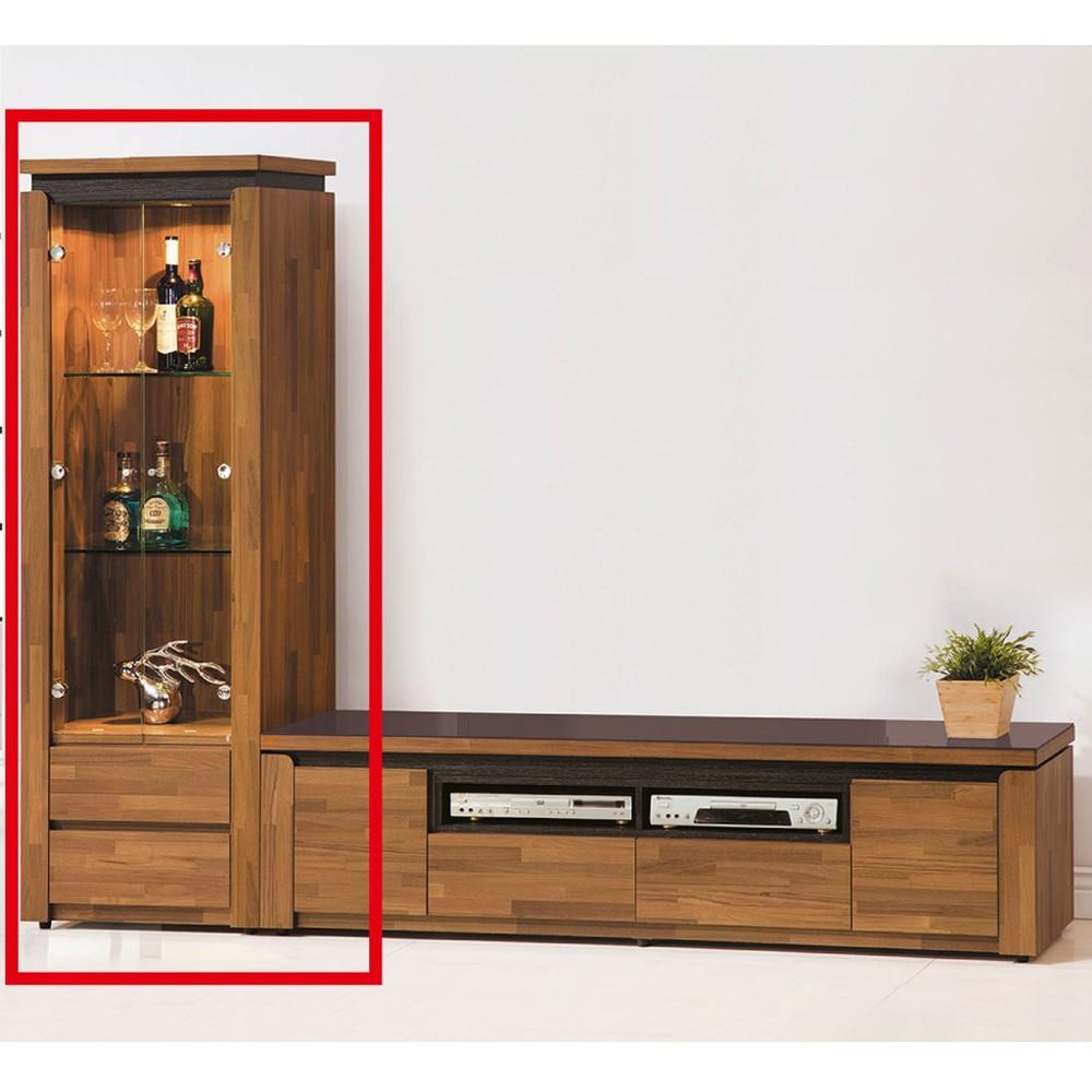 60.3cm展示櫃-k17-4702客廳組合長櫃 展示收納櫃 北歐工業風 tv櫃 金滿屋