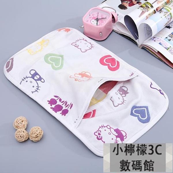 嬰兒枕頭0-3歲蕎麥兒童枕套A類純棉紗布決明子定型枕裝米四季通用【小檸檬3C數碼館】